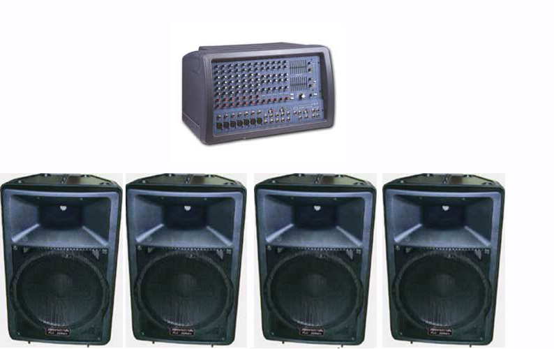 Sound Hire Company In Johannesburg